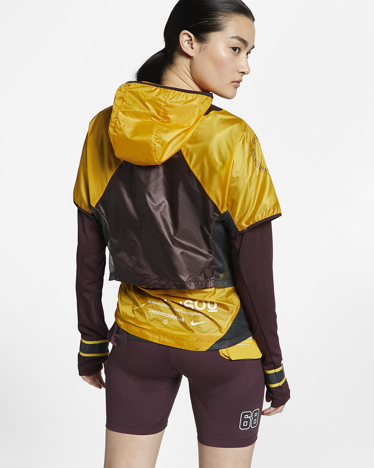 premium selection a2484 7184c Women s Jacket. Nike Gyakusou Transform