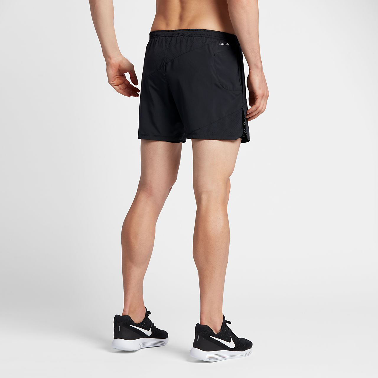 nike mens 5 inch 2 in 1 shorts