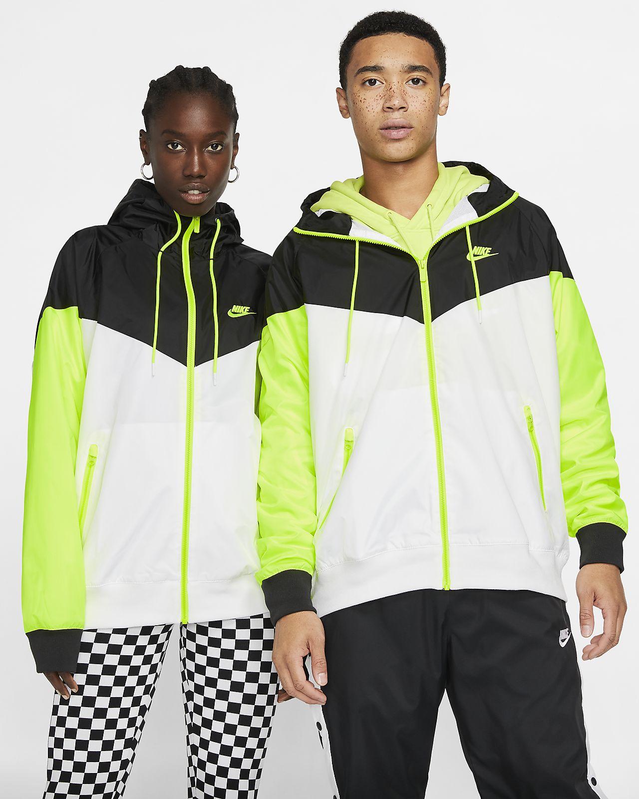 Nike Sportswear Windrunner vindjakke med hette