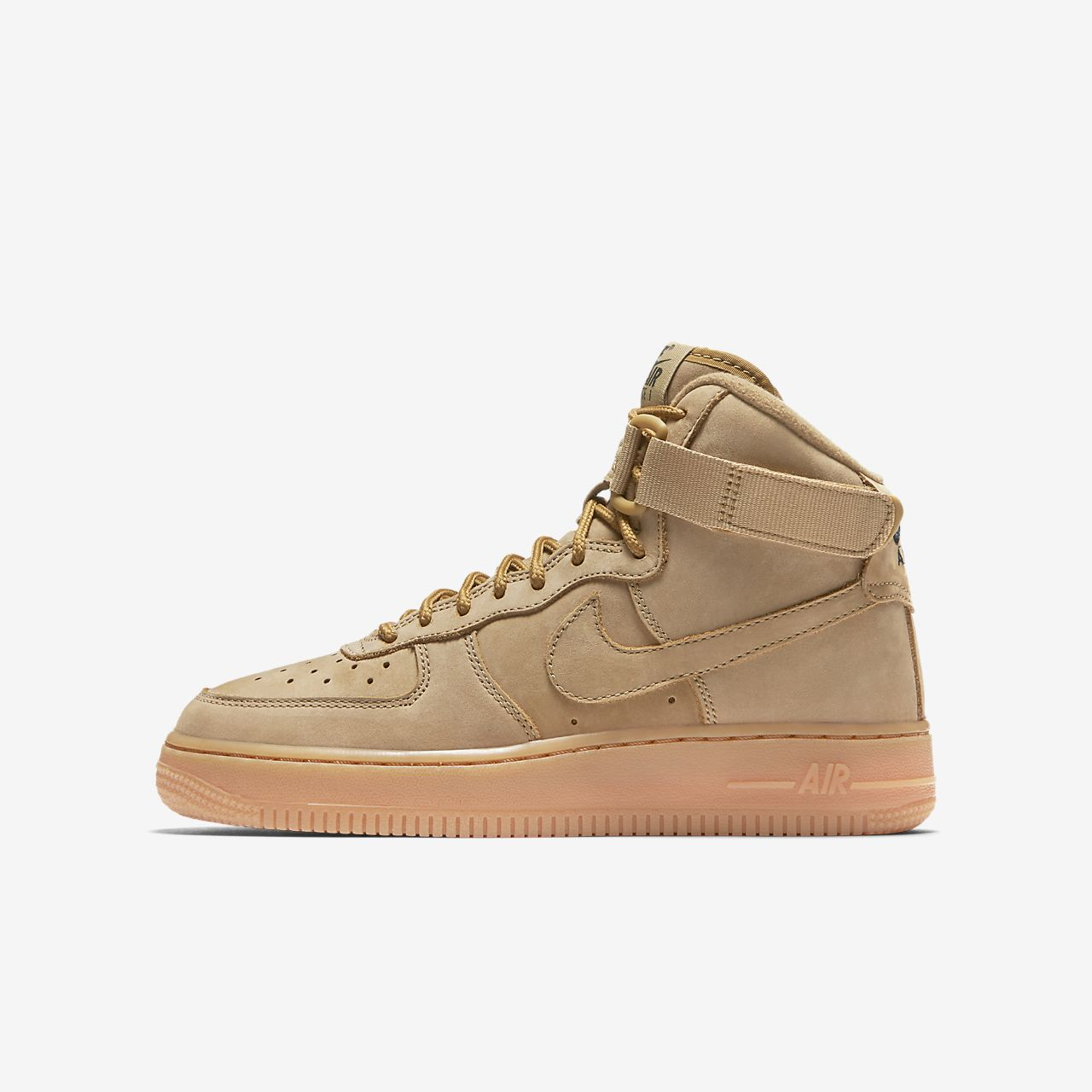 nike air force 1 low medium brown gum nz