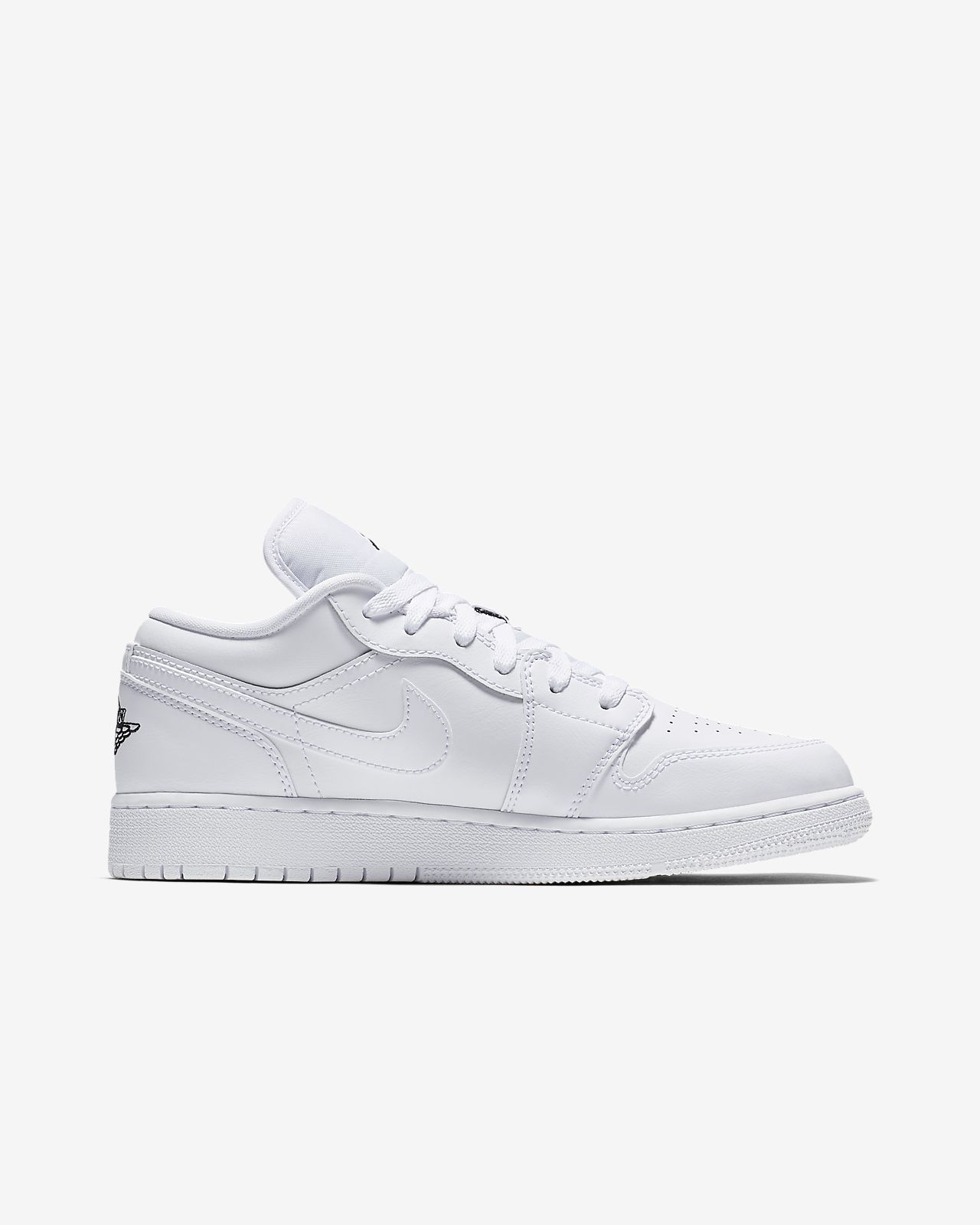 edcdd4102b Air Jordan 1 Low Big Kids' Shoe. Nike.com
