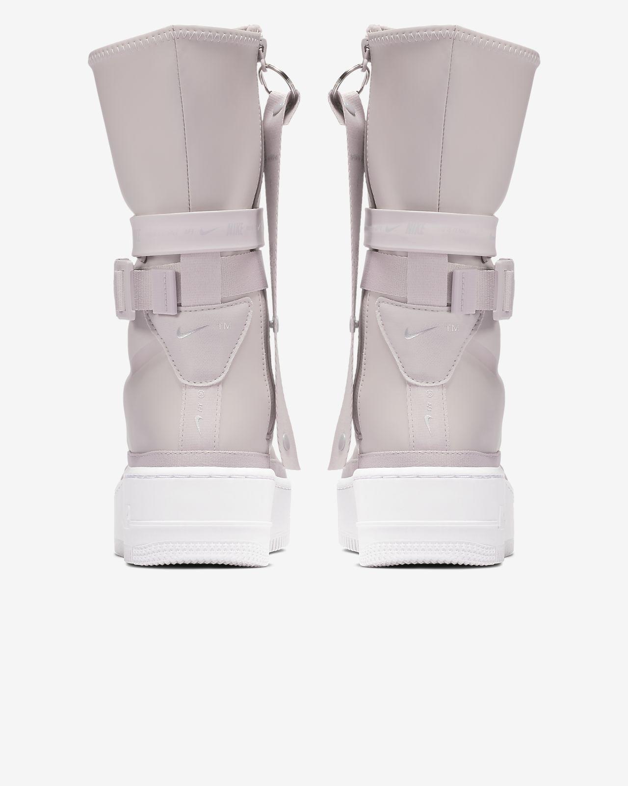 finest selection 9d5c0 0e775 ... Sko Nike Air Force 1 Sage High för kvinnor