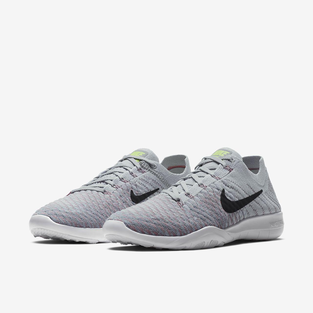 Nike Free TR Flyknit 2 Women's Bodyweight Training, Workout Shoe