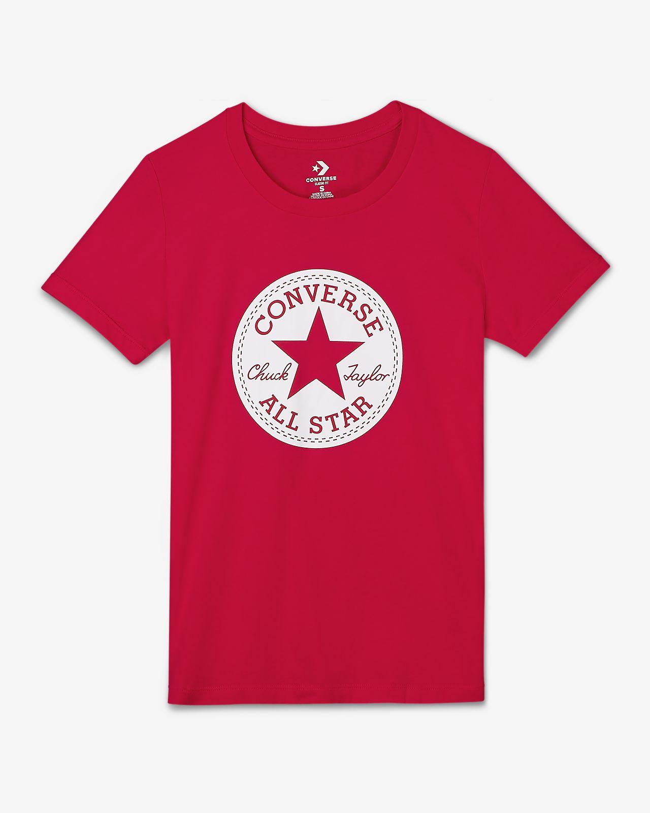 Converse Chuck Patch  Women's T-Shirt