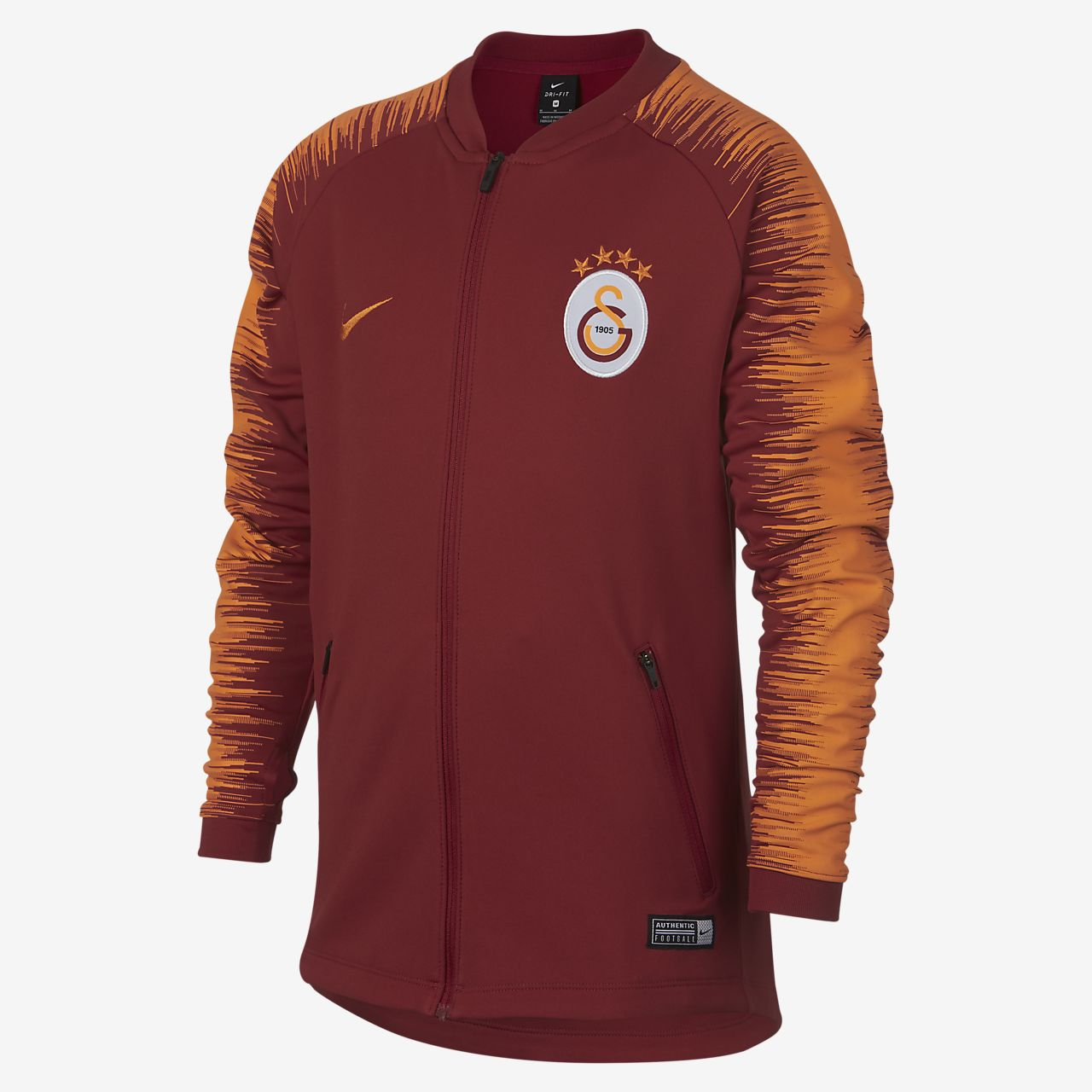 Galatasaray S.K. Anthem Older Kids' Football Jacket