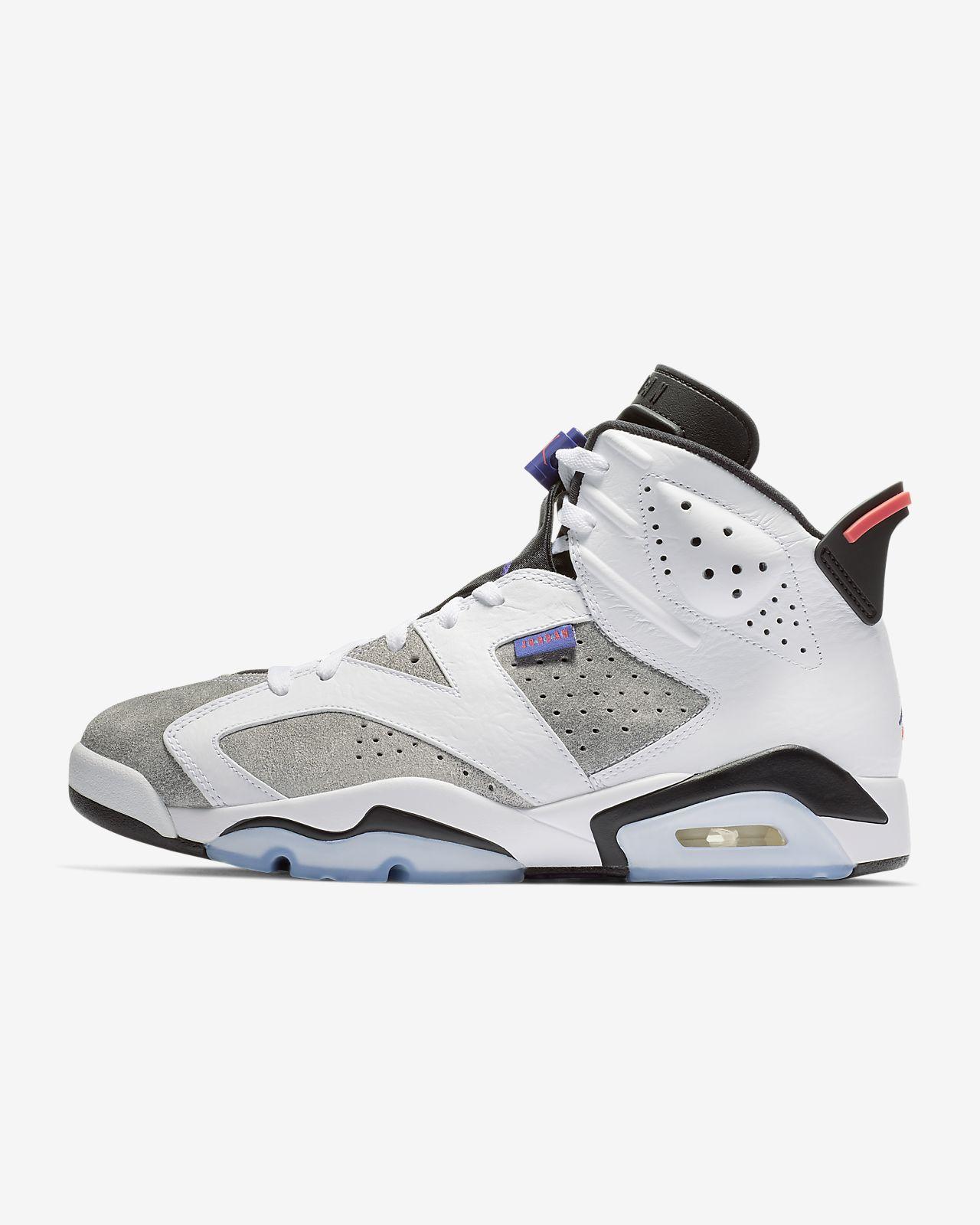 Ανδρικό παπούτσι Air Jordan 6 Retro. Nike.com GR 23595ba6c5f