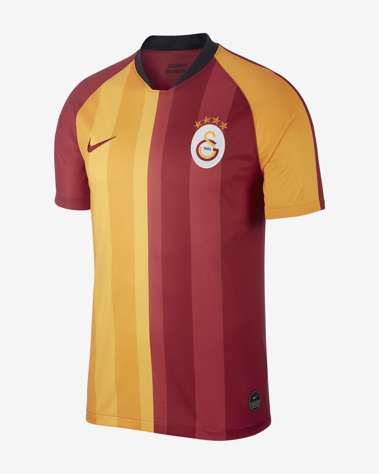 Camiseta hombre 1ª equipación Galatasaray SK 2018 2019 Breathe Stadium Nike