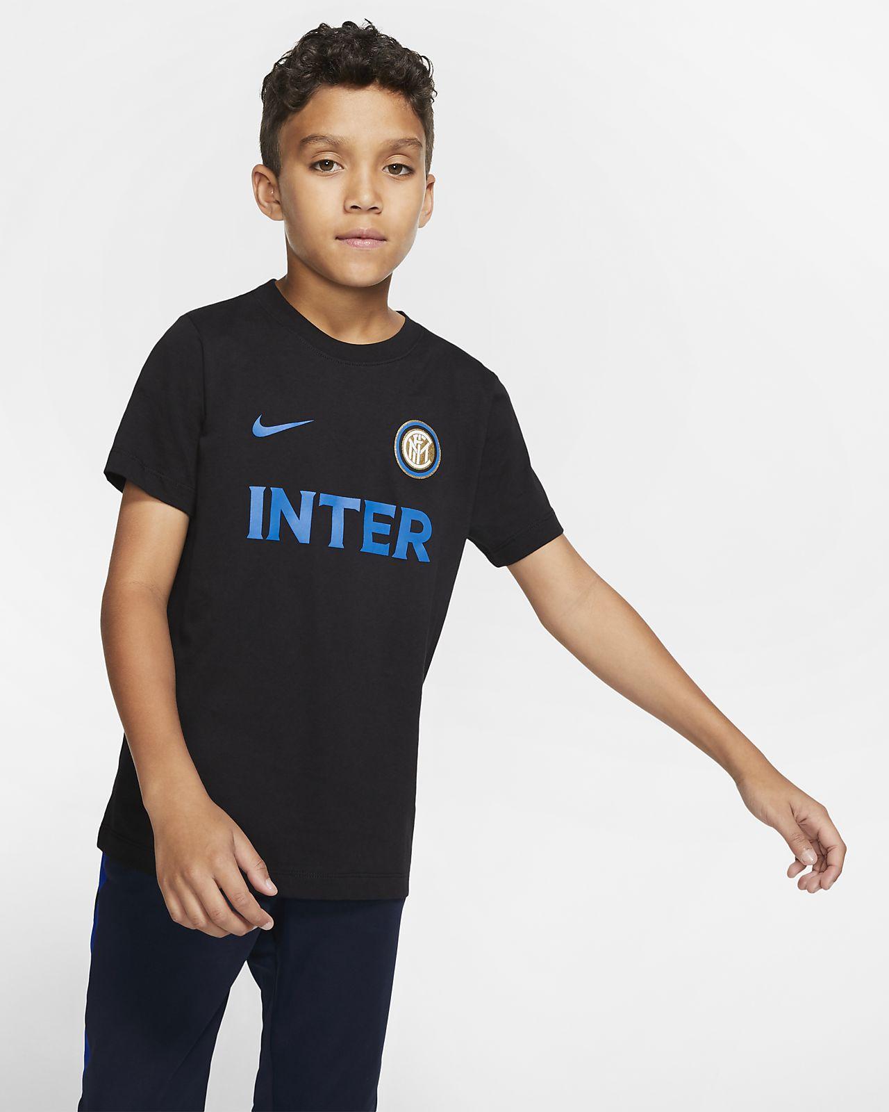Tee-shirt Inter Milan pour Enfant plus âgé