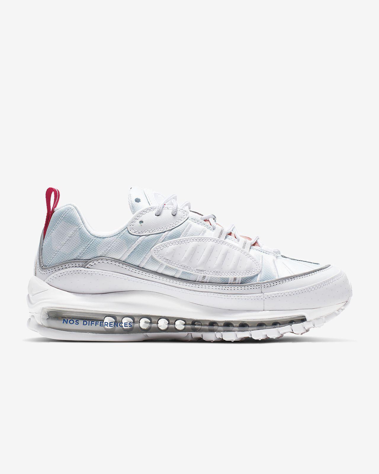 9bf0425e81 Nike Air Max 98 Premium Unité Totale Women's Shoe. Nike.com GB