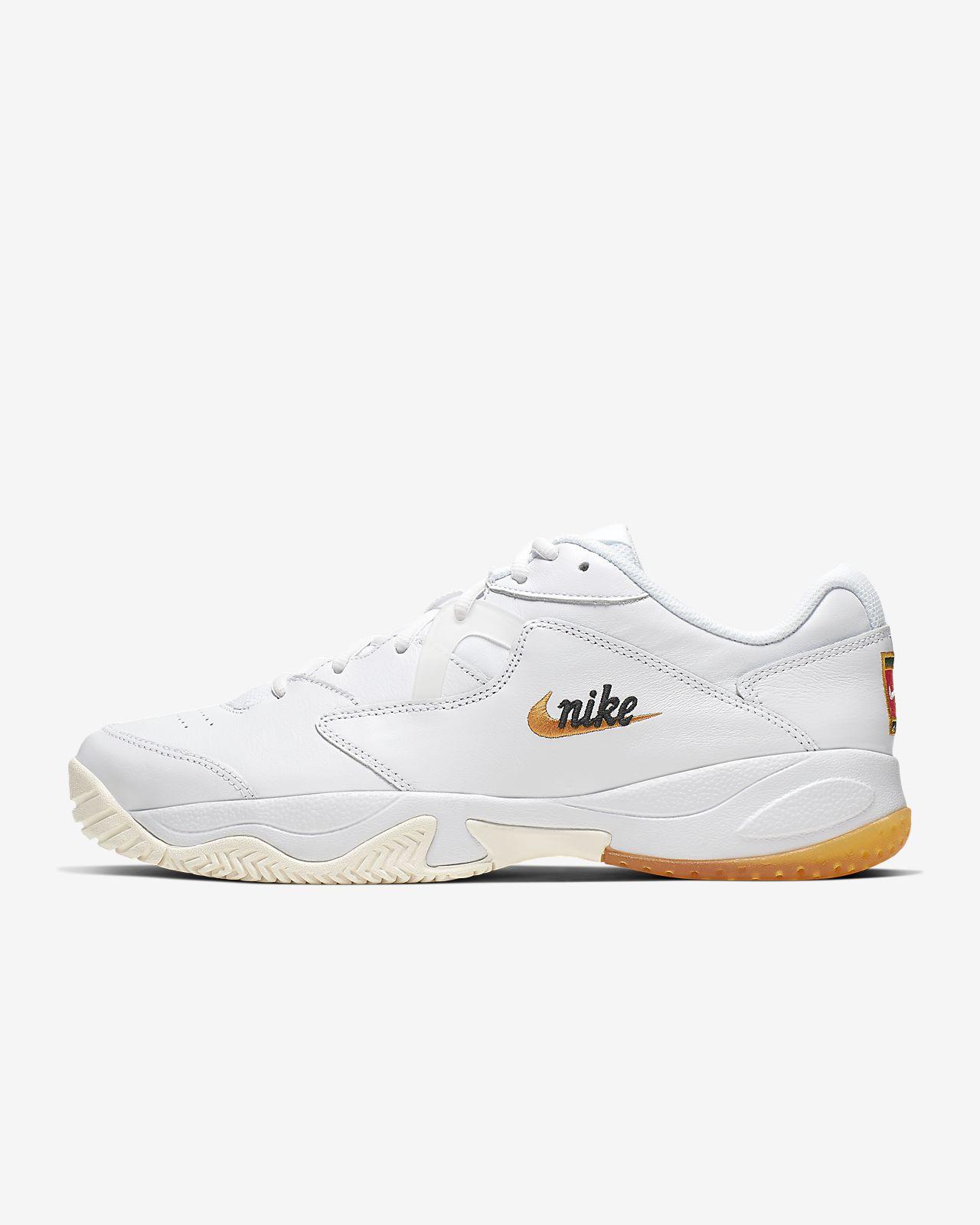 huge selection of c69f9 bec99 Scarpa da tennis NikeCourt Lite 2 Premium - Uomo