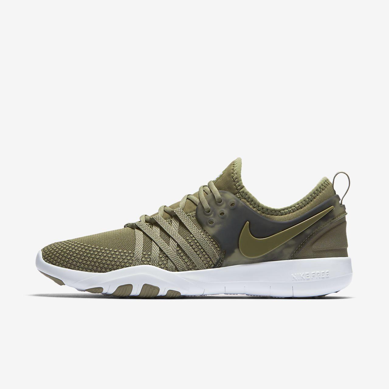 New Nike In Season 6 Trainers Womens Grey/White/Volt Sneakers Sports Shoes Footwear | EBay