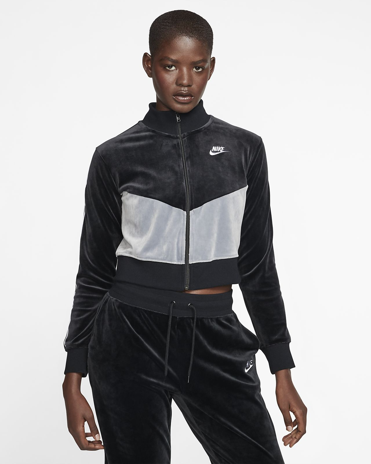 Nuovi Prodotti 7b3bd caa01 Giacca Nike Sportswear Heritage - Donna