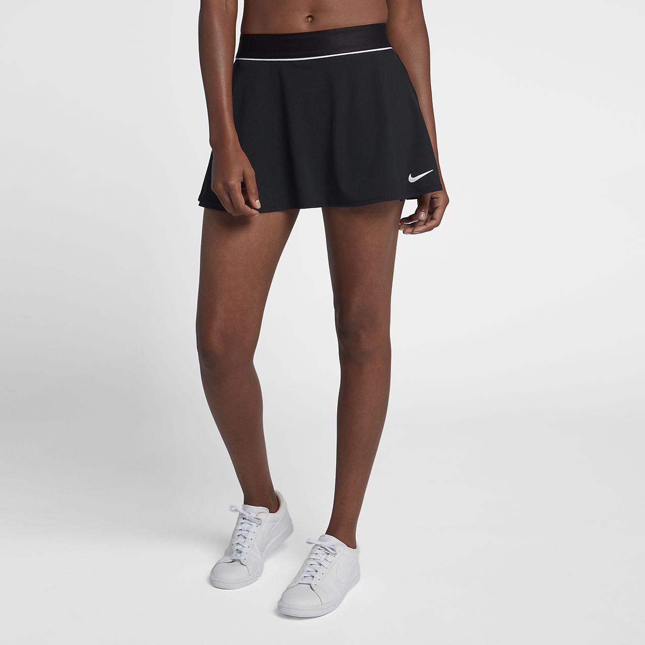NikeCourt Dri-FIT női teniszszoknya
