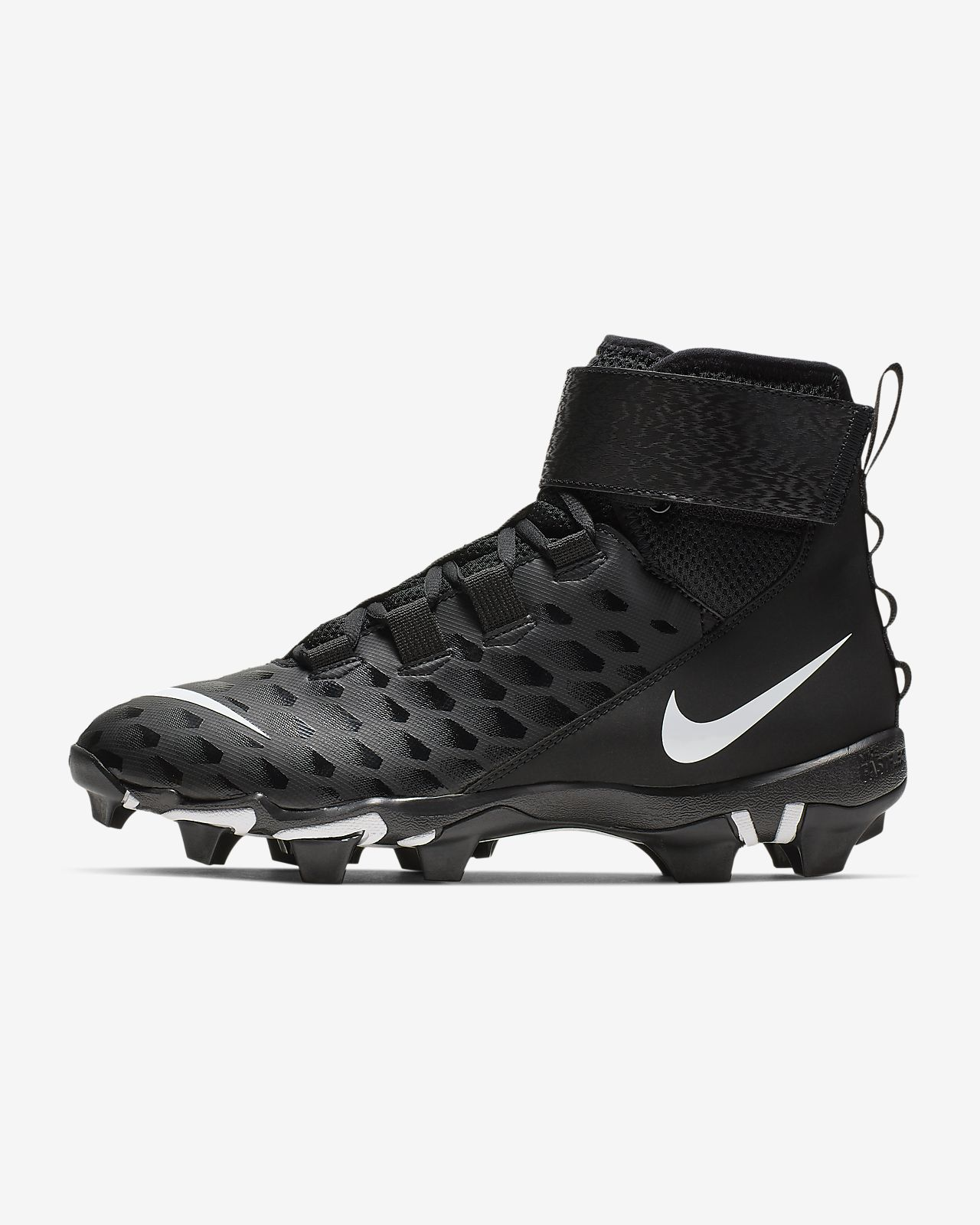 222d88814 Nike Force Savage Shark 2 Men's Football Cleat (Wide). Nike.com