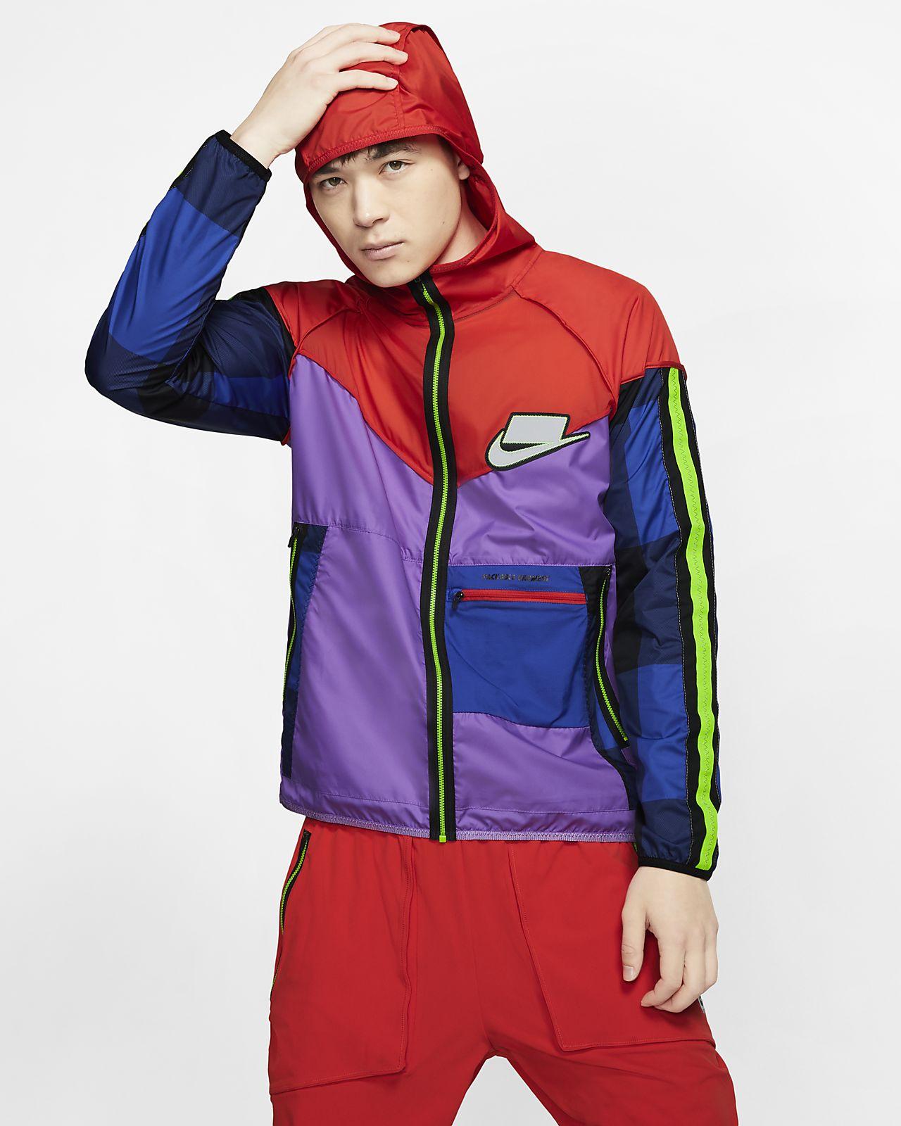 Nike Men's Packable Running Jacket
