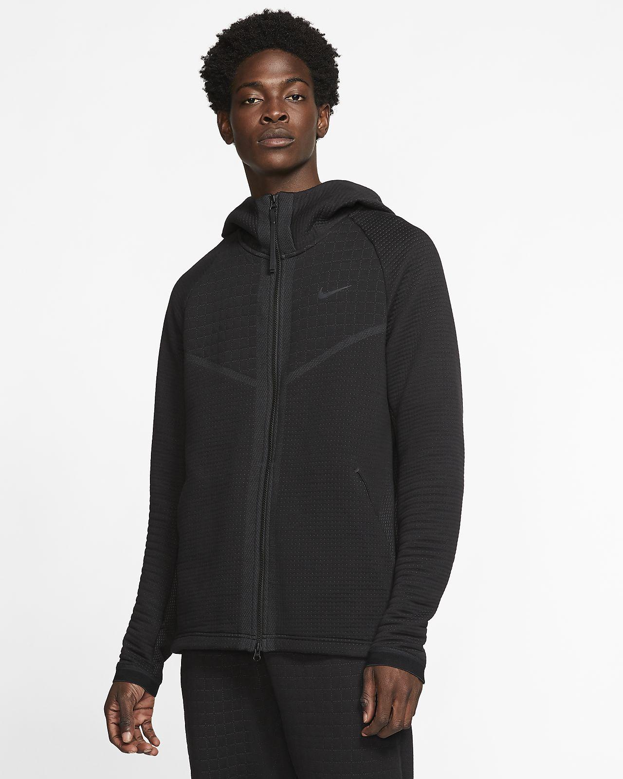 Sweat à capuche et zip Nike Sportswear Tech Fleece Engineered pour Homme
