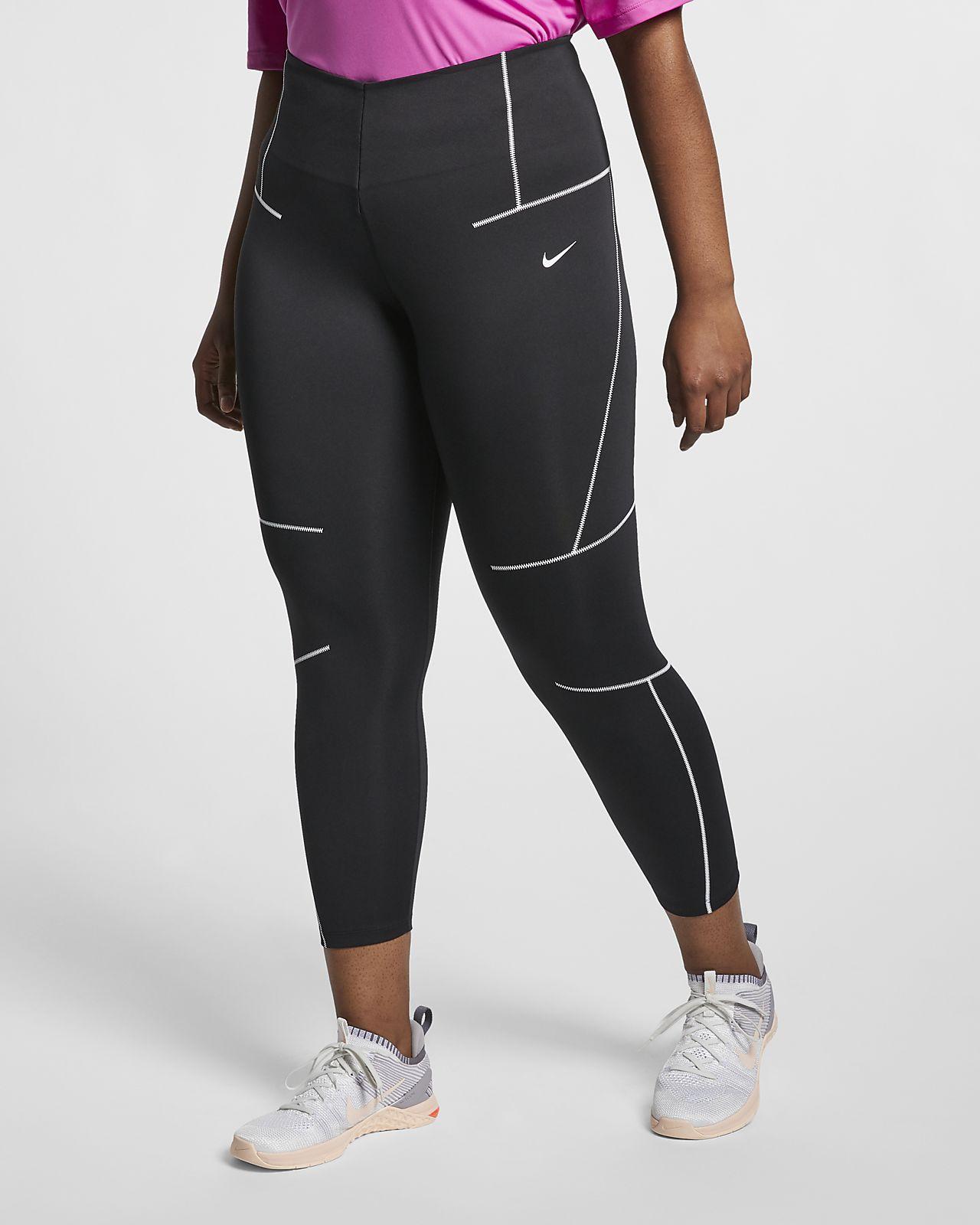 Женские тайтсы для тренинга Nike (большие размеры)