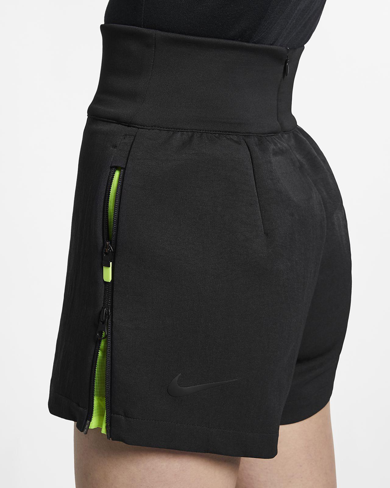 Calções entrançados Nike Sportswear Tech Pack para mulher