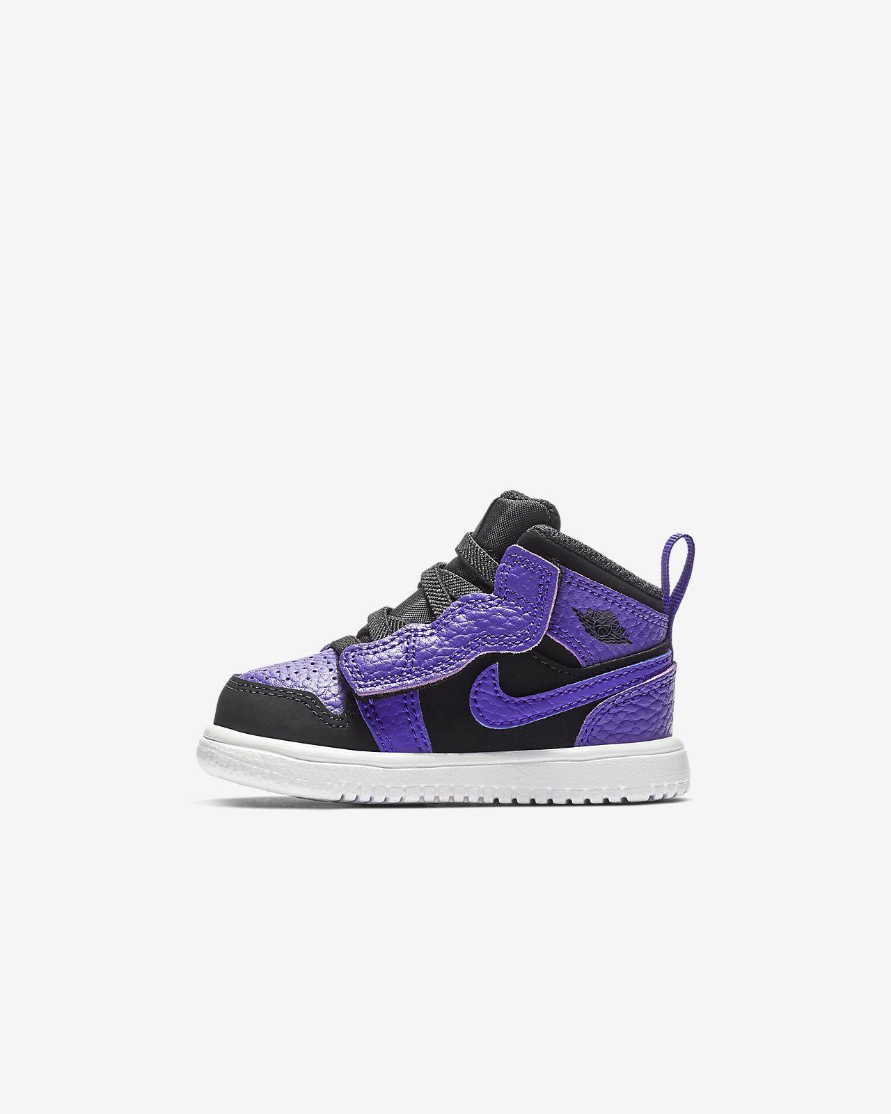 purchase cheap 515a6 47e7f Baby  amp  Toddler Shoe. Air Jordan 1 Mid