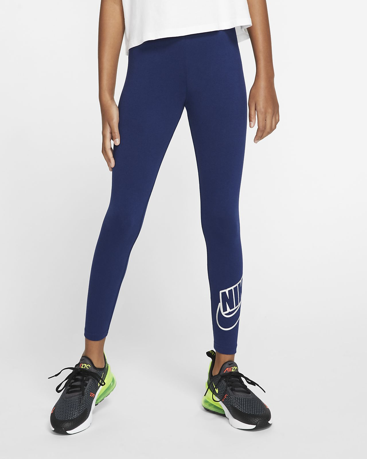 Collant Nike Sportswear pour Fille plus âgée