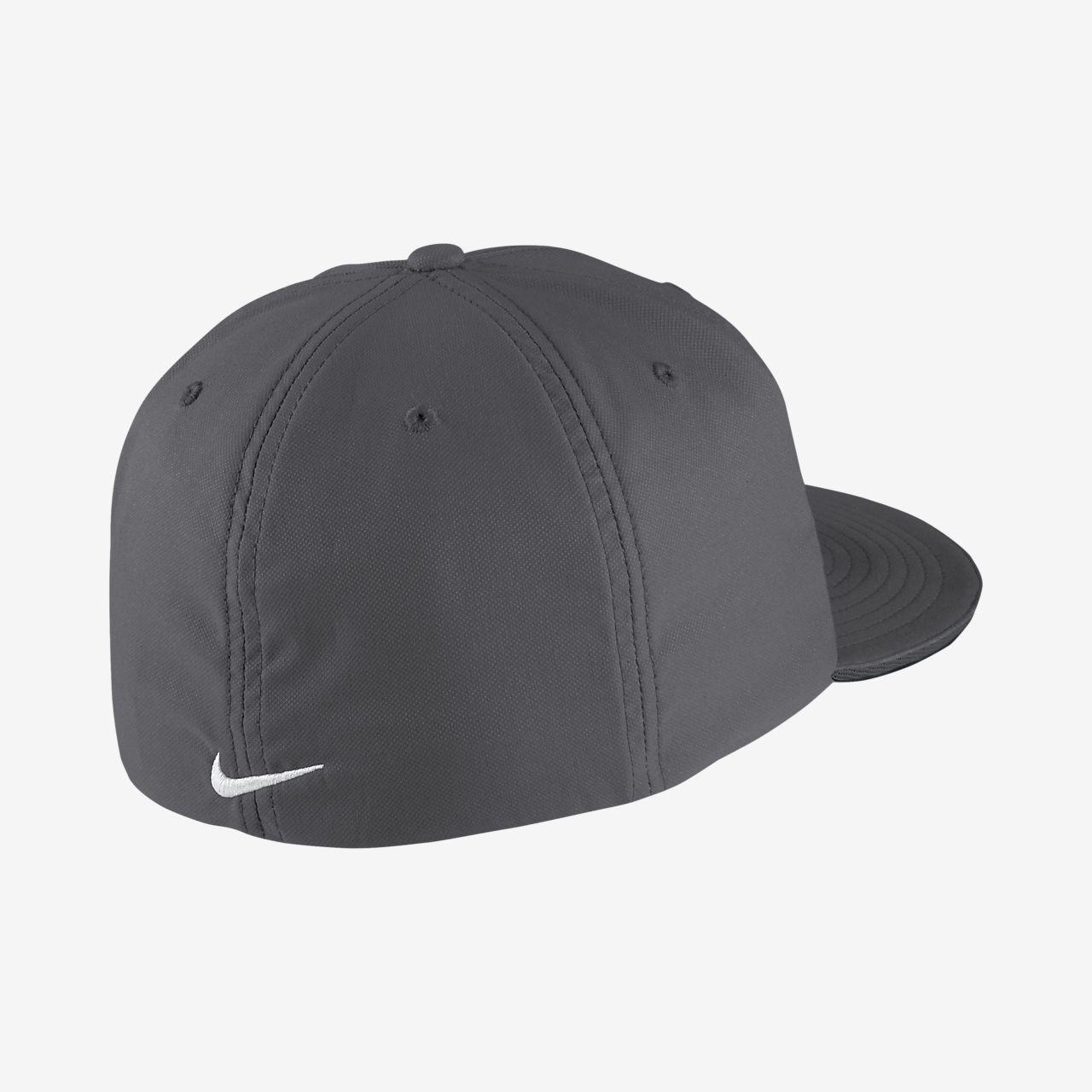 58c6f277a Nike Golf True Statement Fitted Hat