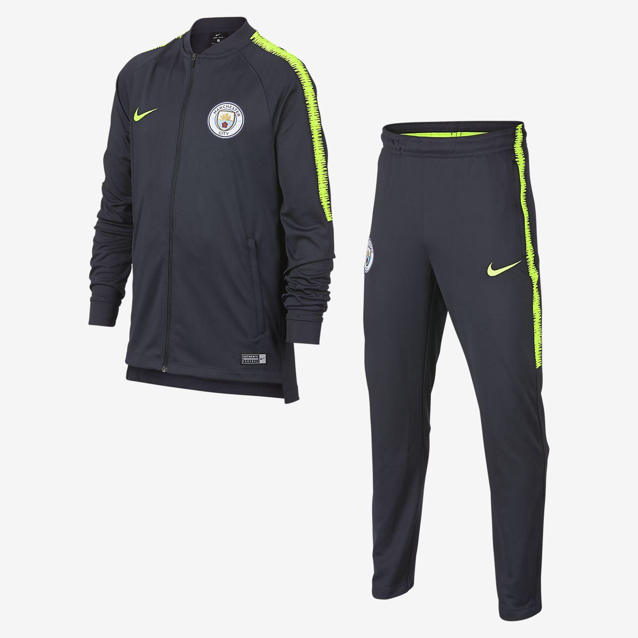 tuta calcio Manchester City nuove