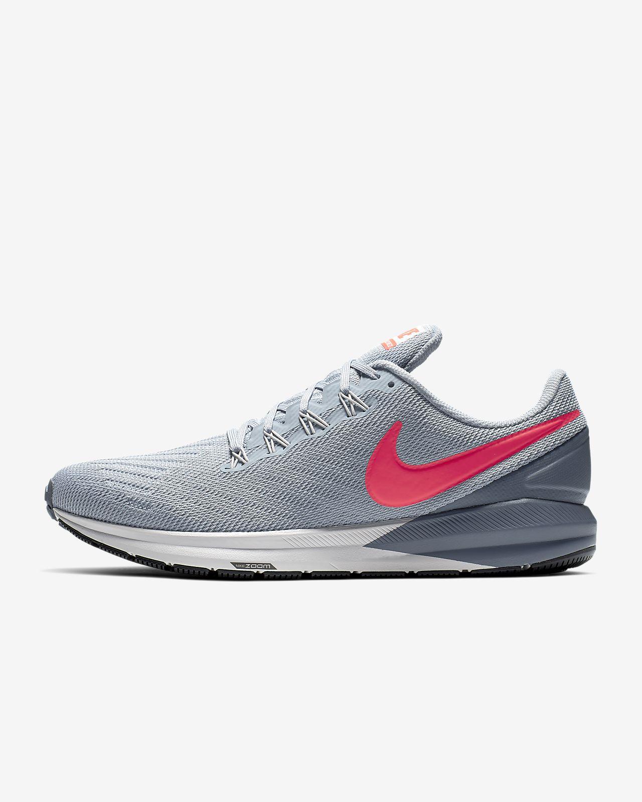 Nike Air Zoom Structure 22 løpesko til herre