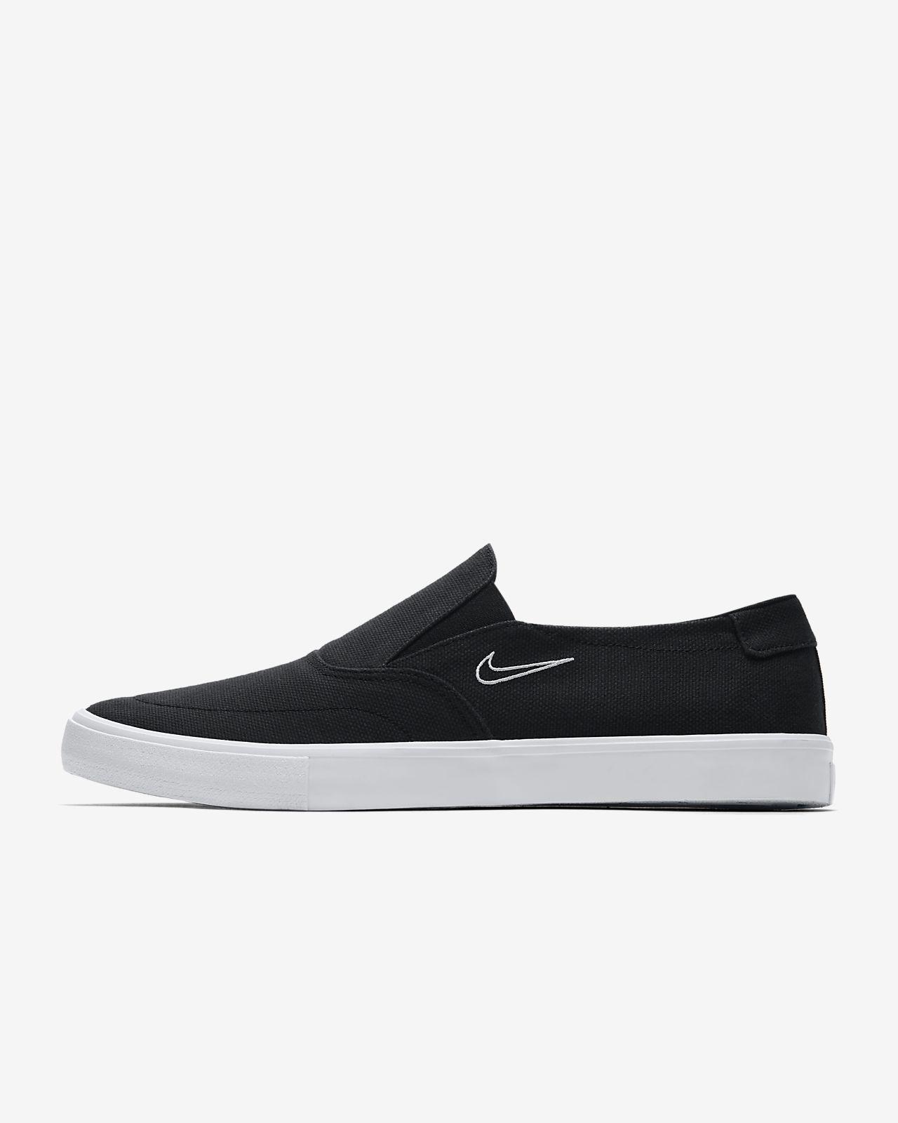 Chaussure de skateboard Nike SB Portmore II Solarsoft Slip-on pour Homme