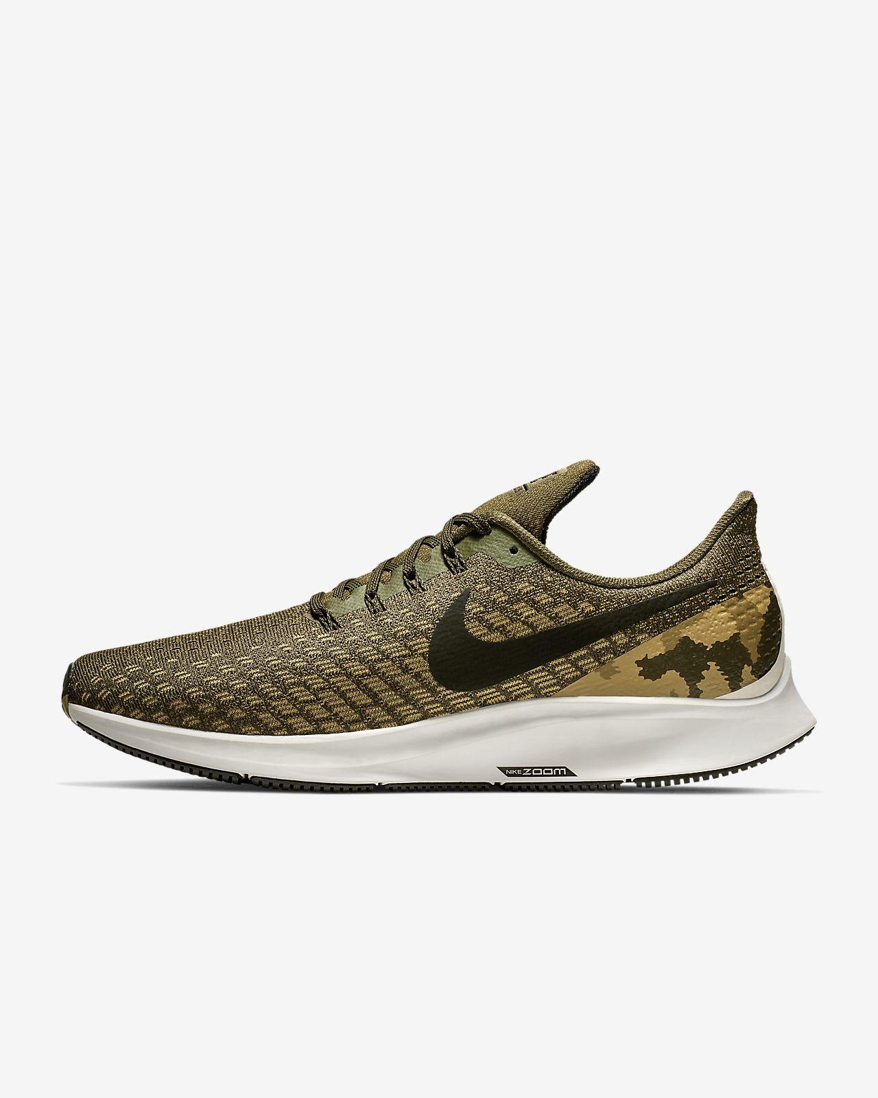 huge discount acee7 e25a1 Nike Air Zoom Pegasus 35 Zapatillas de running de camuflaje - Hombre