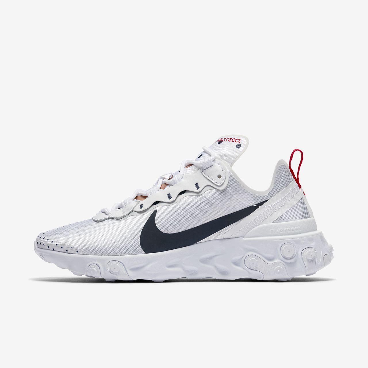 Chaussure Nike React 55 Premium Unité Totale pour Femme