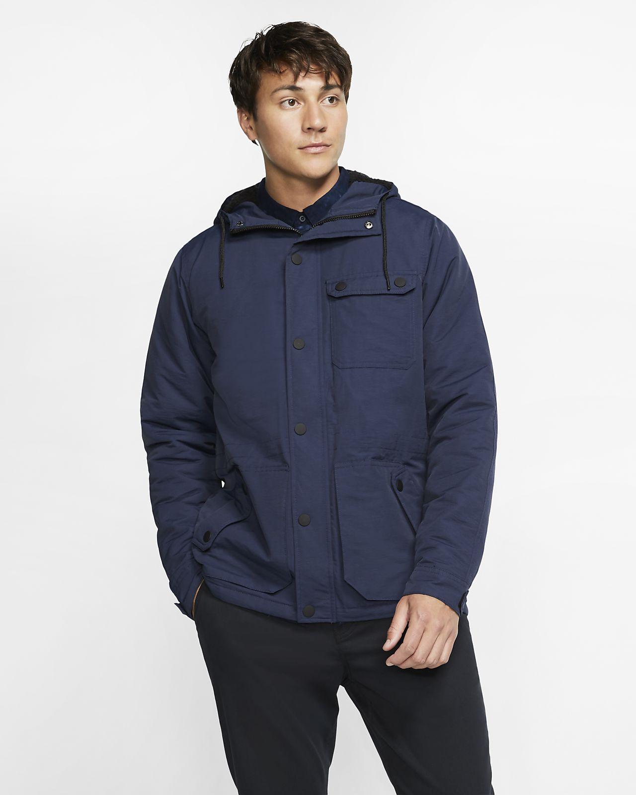 Hurley Slammer Men's Jacket