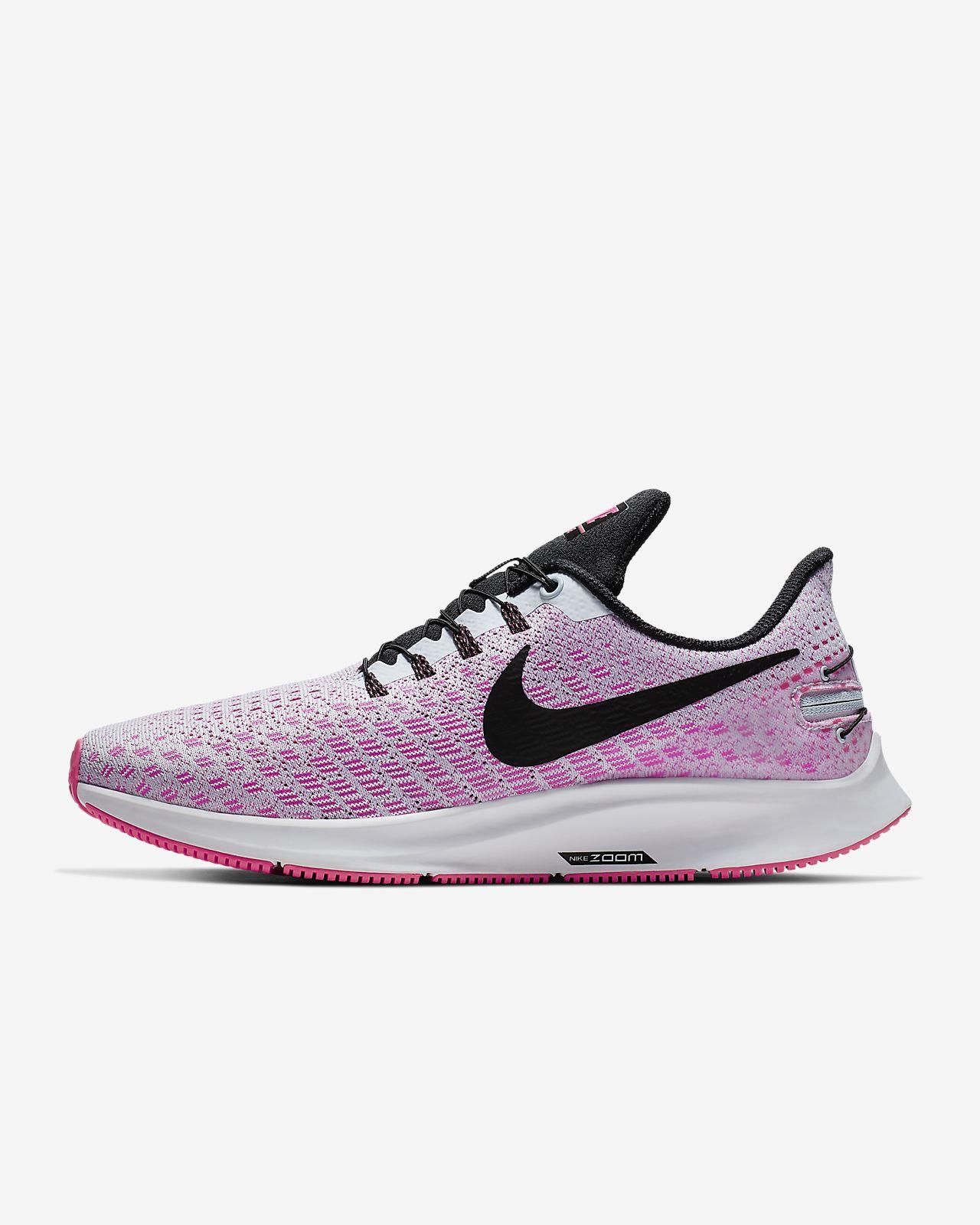 Nike Air Zoom Pegasus 35 FlyEase (bred) løpesko til dame