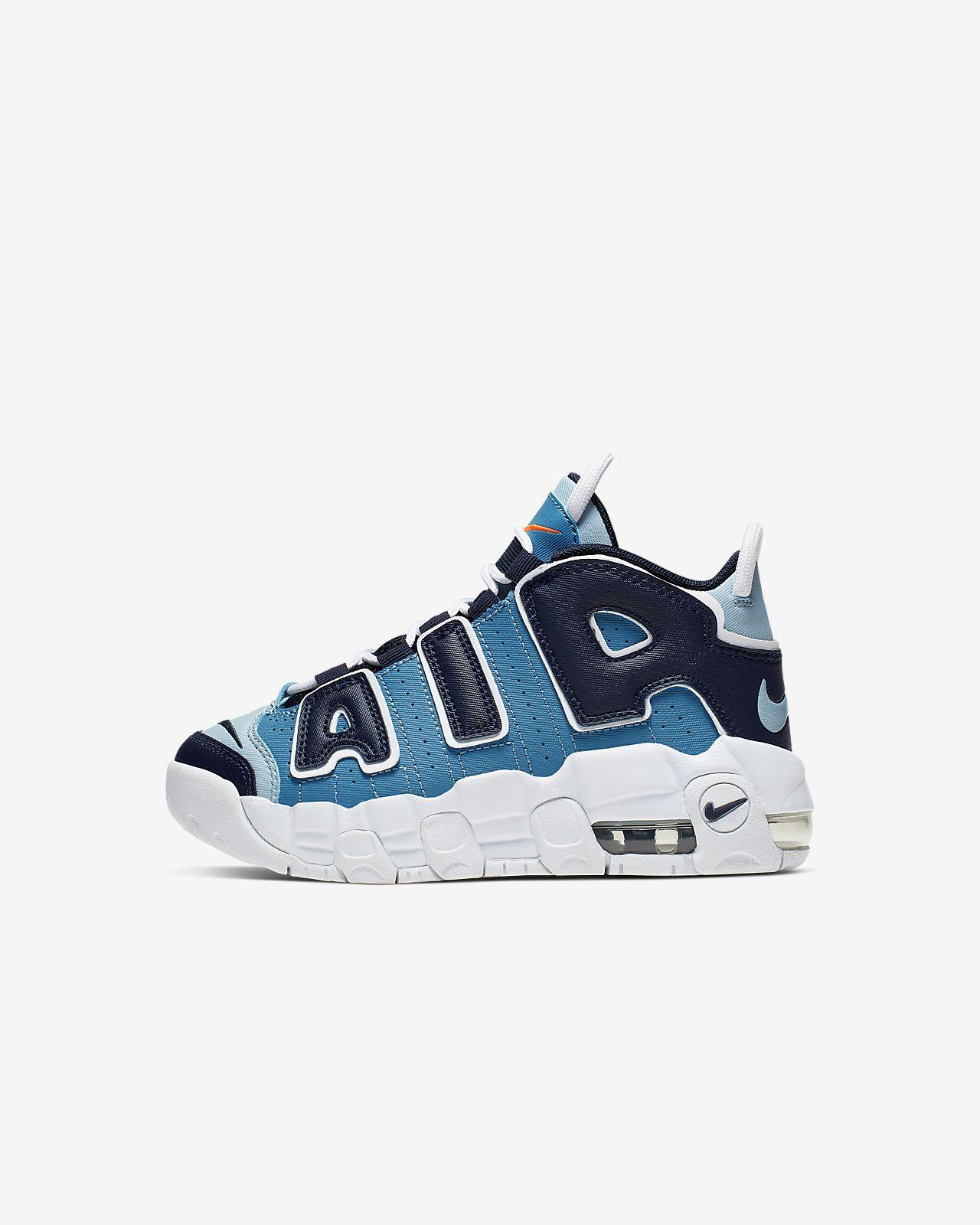 Nike Air More Uptempo Küçük Çocuk Ayakkabısı