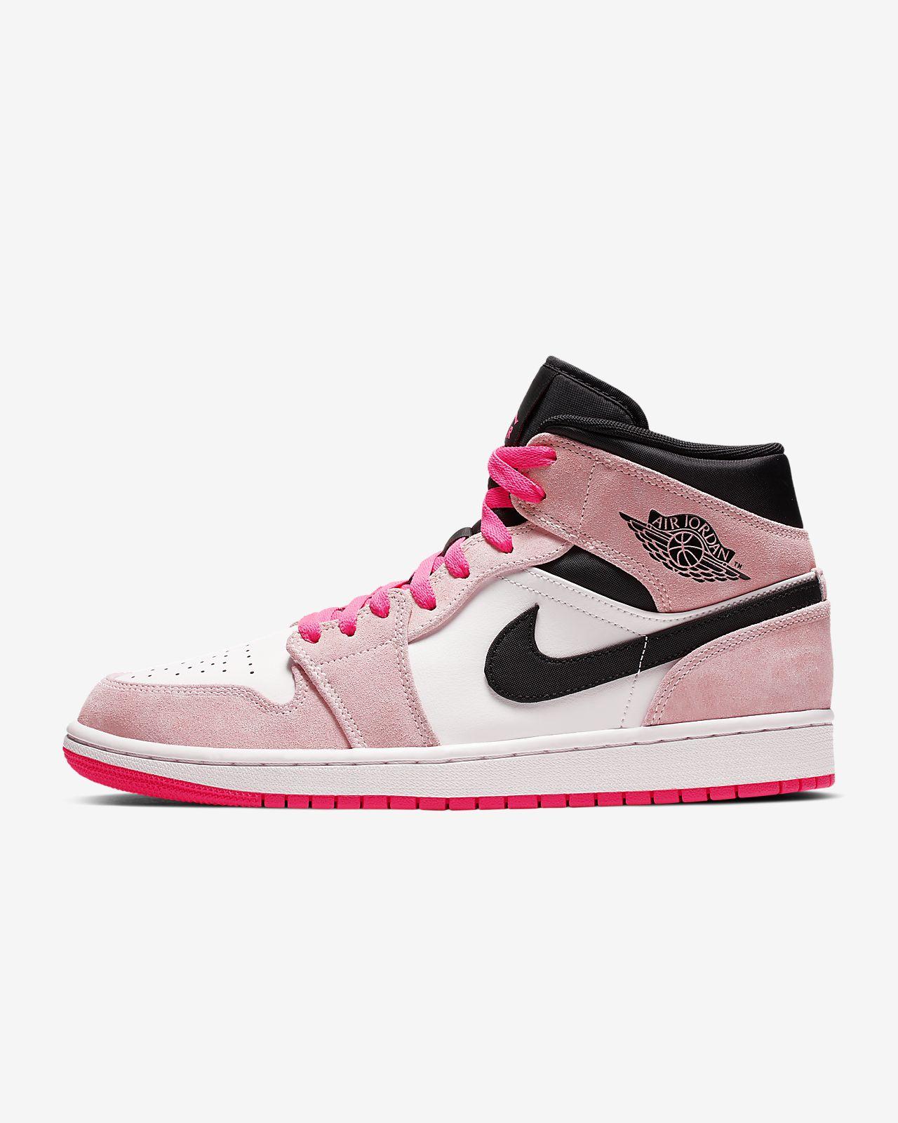 ef1c23f57ff Calzado para hombre Air Jordan 1 Mid SE. Nike.com CL