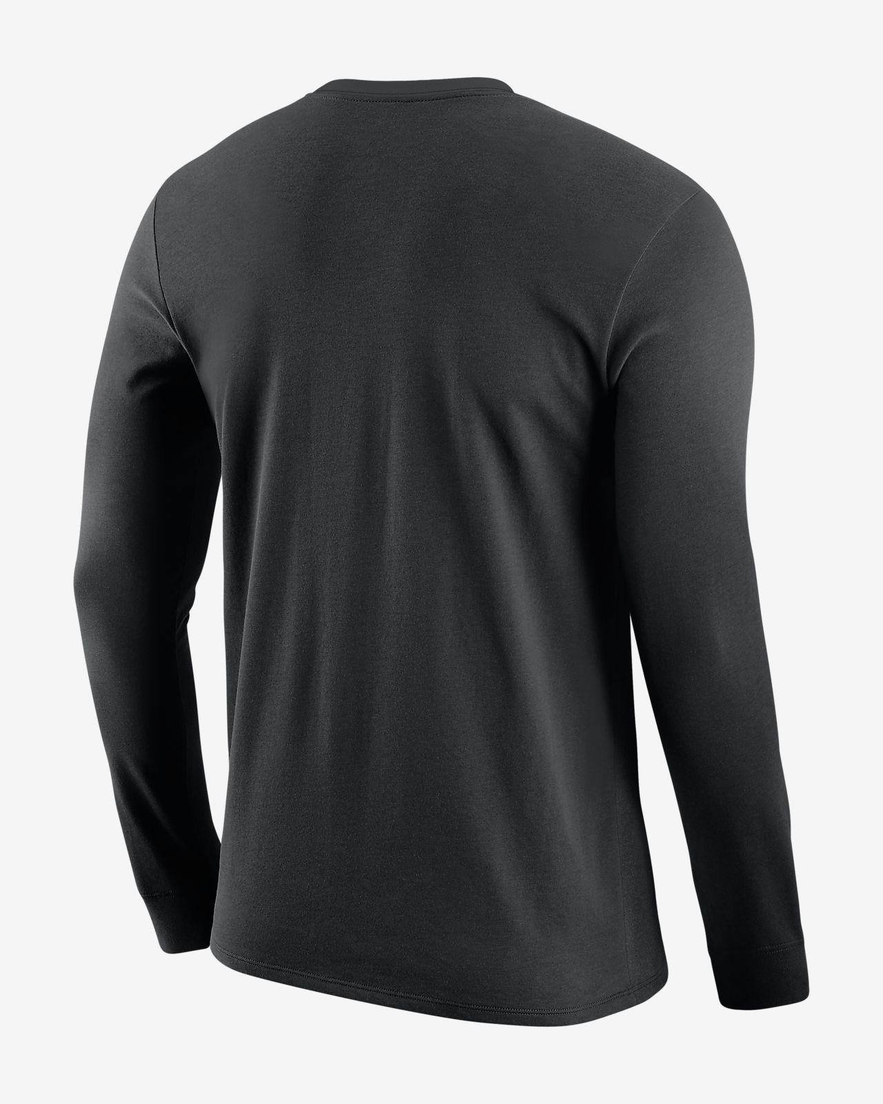 afab0e86f839 Nike Dri-FIT (NFL Vikings) Men s Long-Sleeve T-Shirt. Nike.com