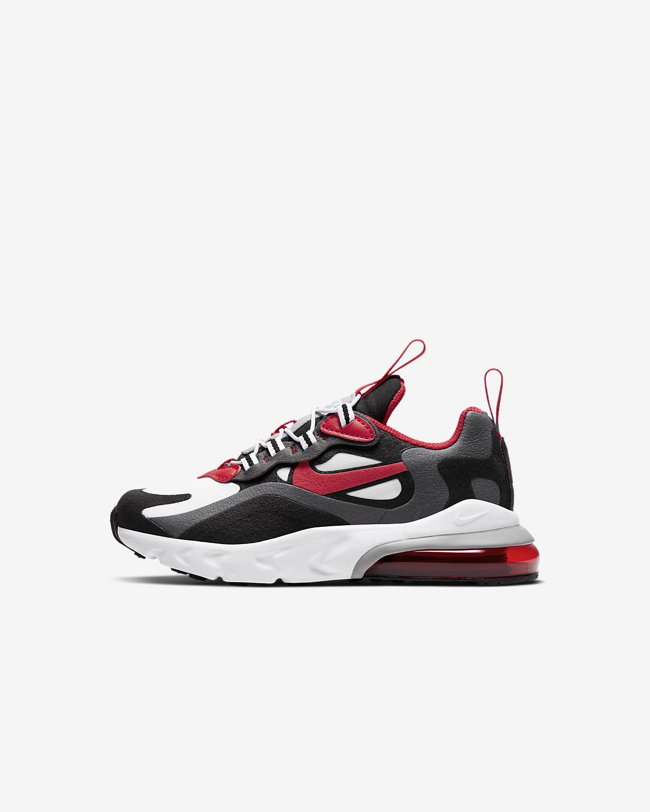 Nike Air Max 270 kids shoes black