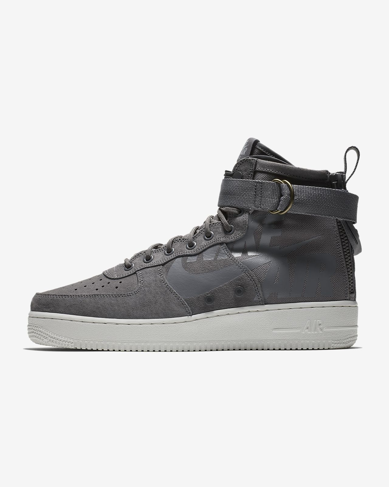 new product e7b8a 39dca Nike SF Air Force 1 Mid