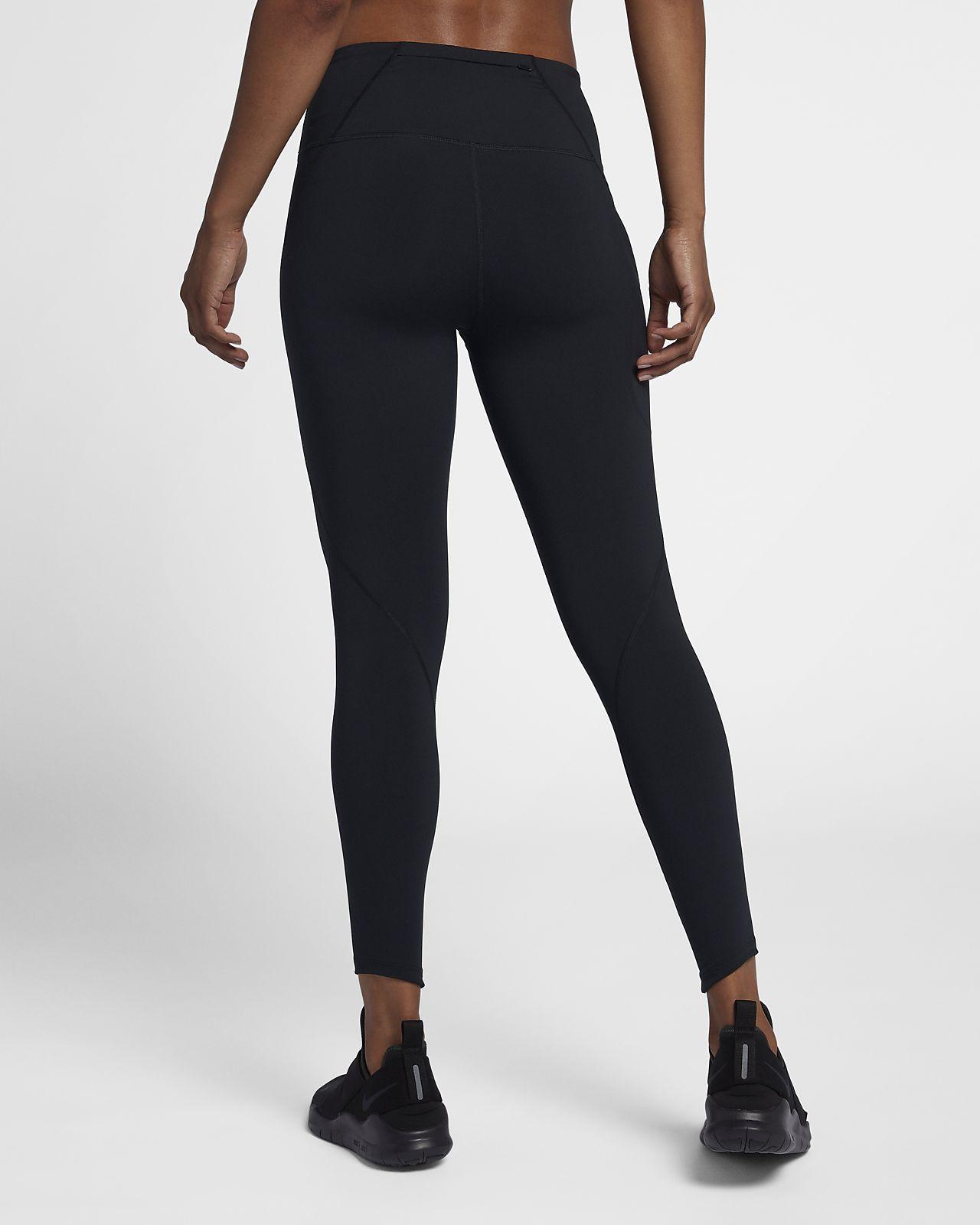 95f20c01ef7 Nike Epic Lux 7/8-hardlooptights met hoge taille voor dames. Nike.com BE