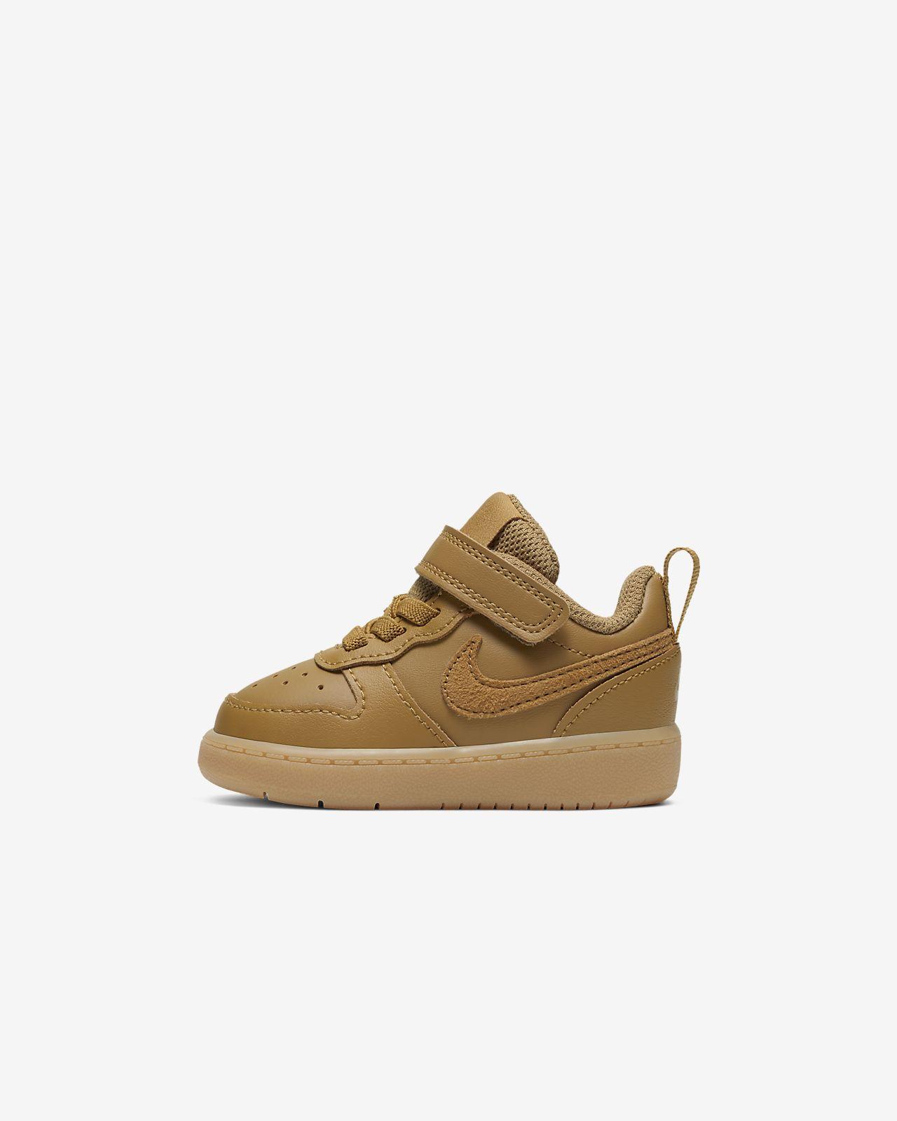 Sko Nike Court Borough Low 2 för baby/små barn