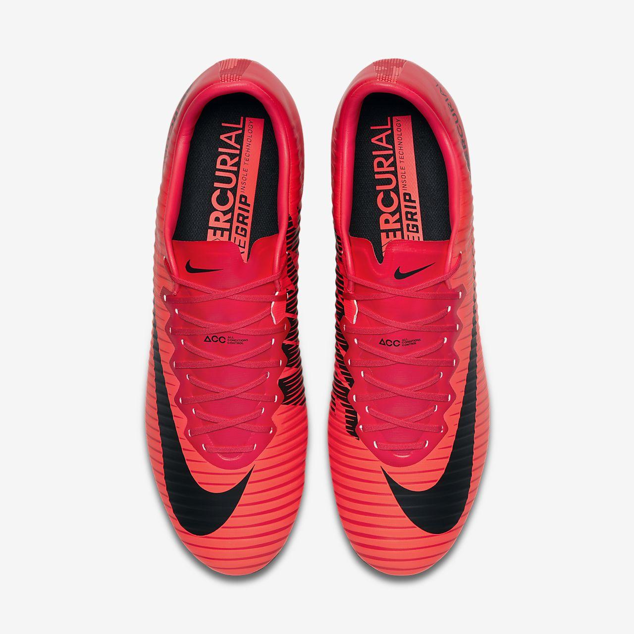 chaussure de foot nike terrain gras