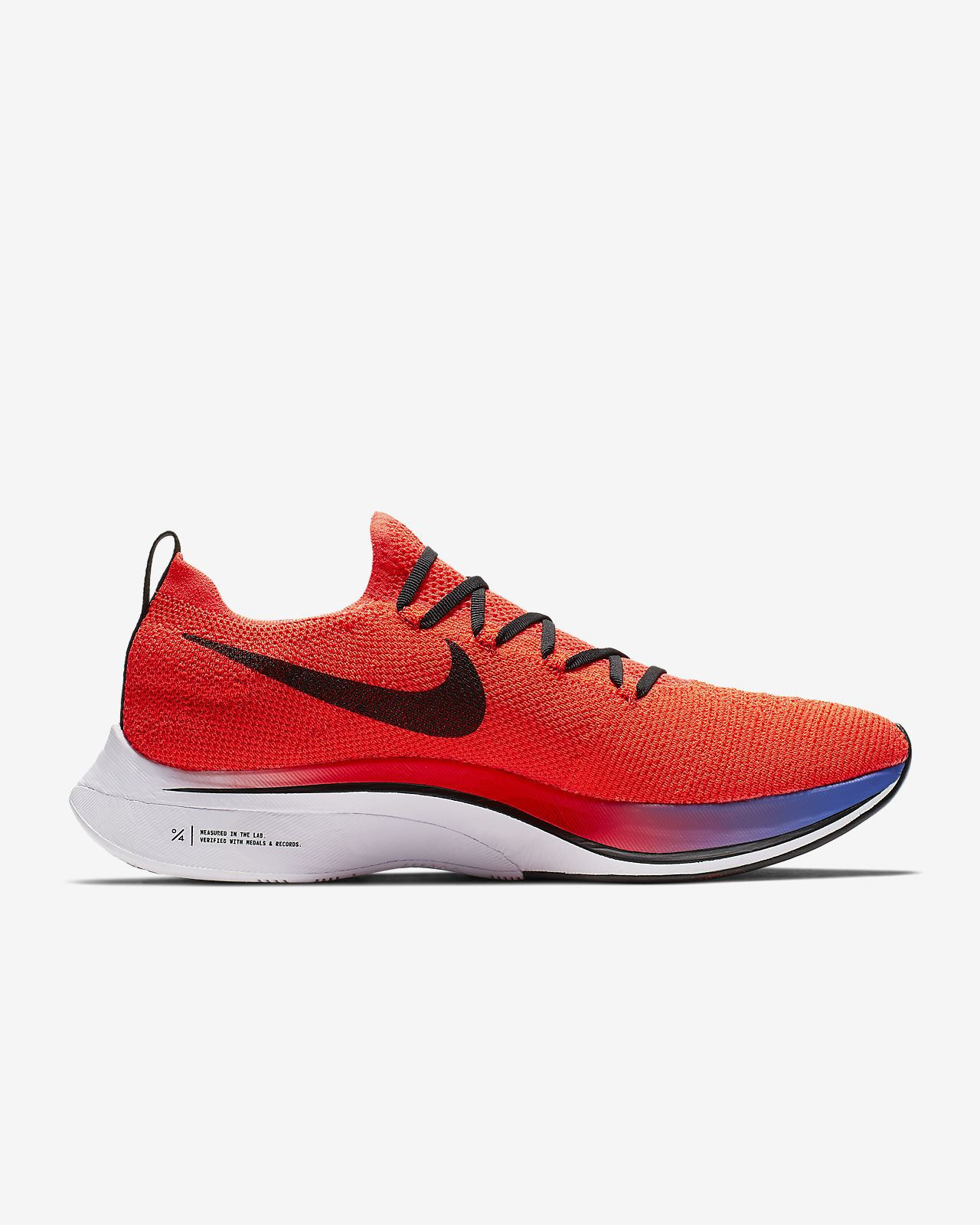 on sale a8804 5546e ... Nike Vaporfly 4% Flyknit Running Shoe