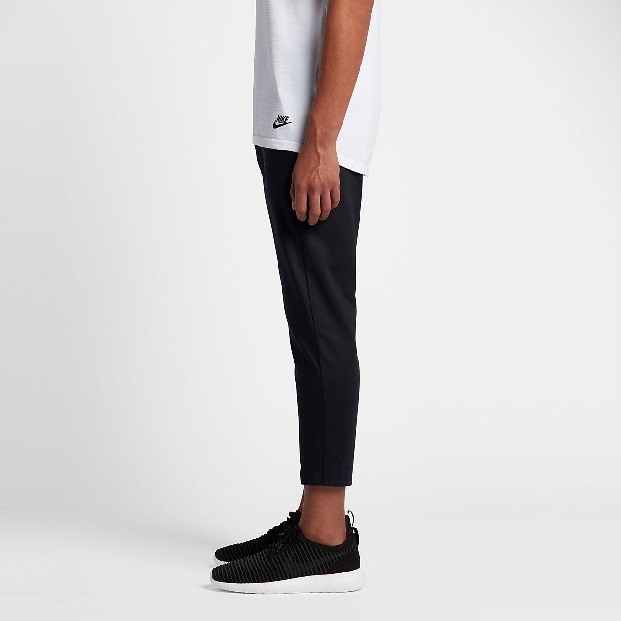 Nike Sportswear Bonded Men's Woven Pants Black
