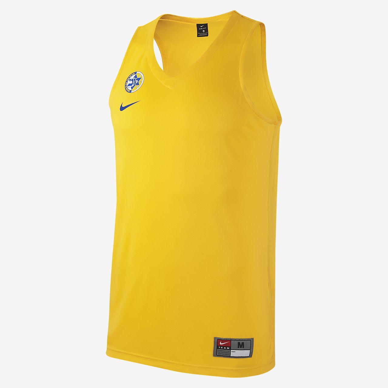 Maccabi Tel Aviv Replica Men's Basketball Jersey