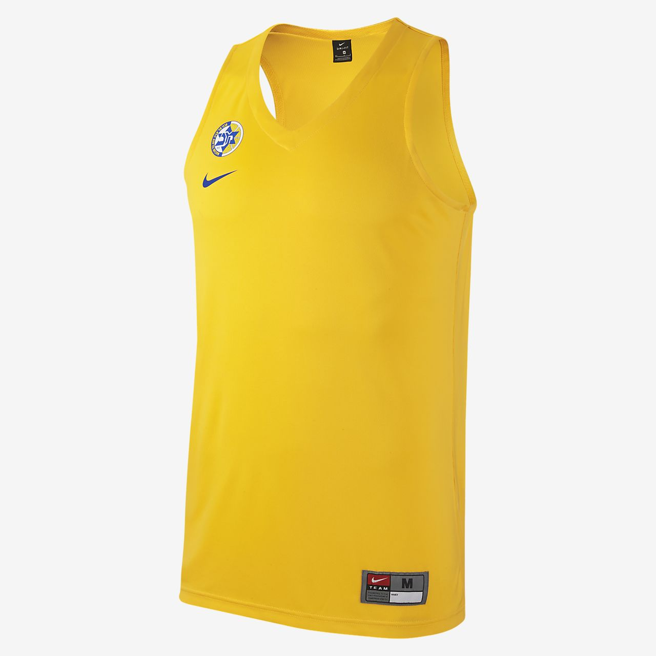 Maccabi Tel Aviv Replica Erkek Basketbol Forması
