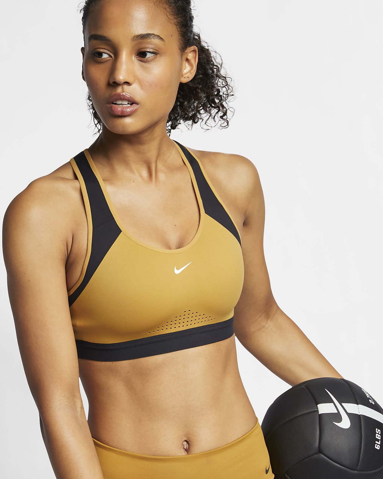 Nike Motion Adapt Women's High Support Sports Bra