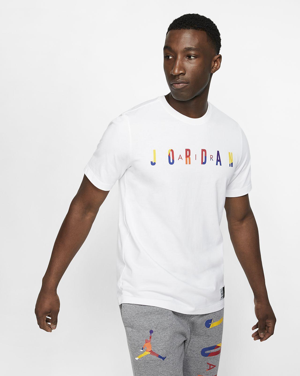 Pánské tričko Jordan DNA