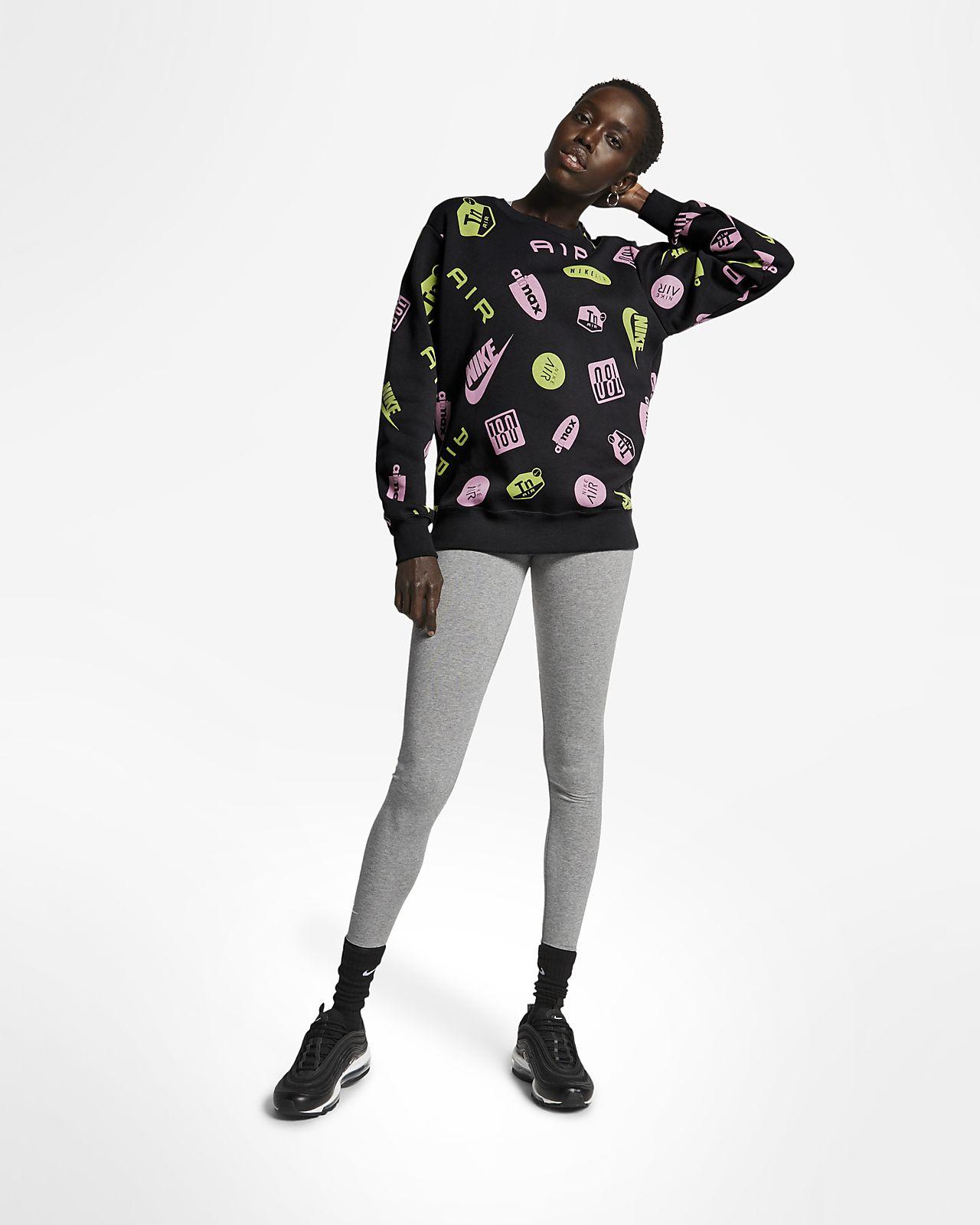 Nike Sudadera Mujer Air Con Estampado Max xeBCod