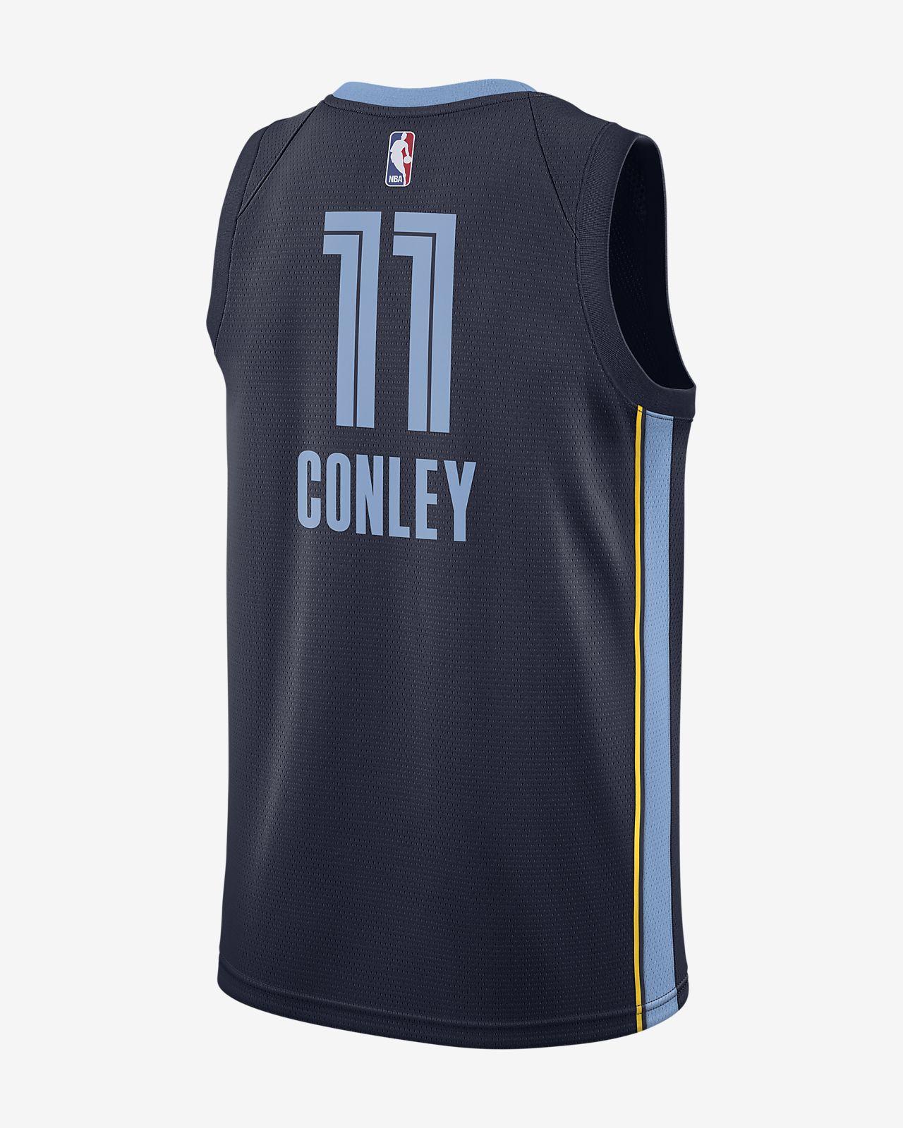 9f1dd060b ... Mike Conley Icon Edition Swingman (Memphis Grizzlies) Men s Nike NBA  Connected Jersey