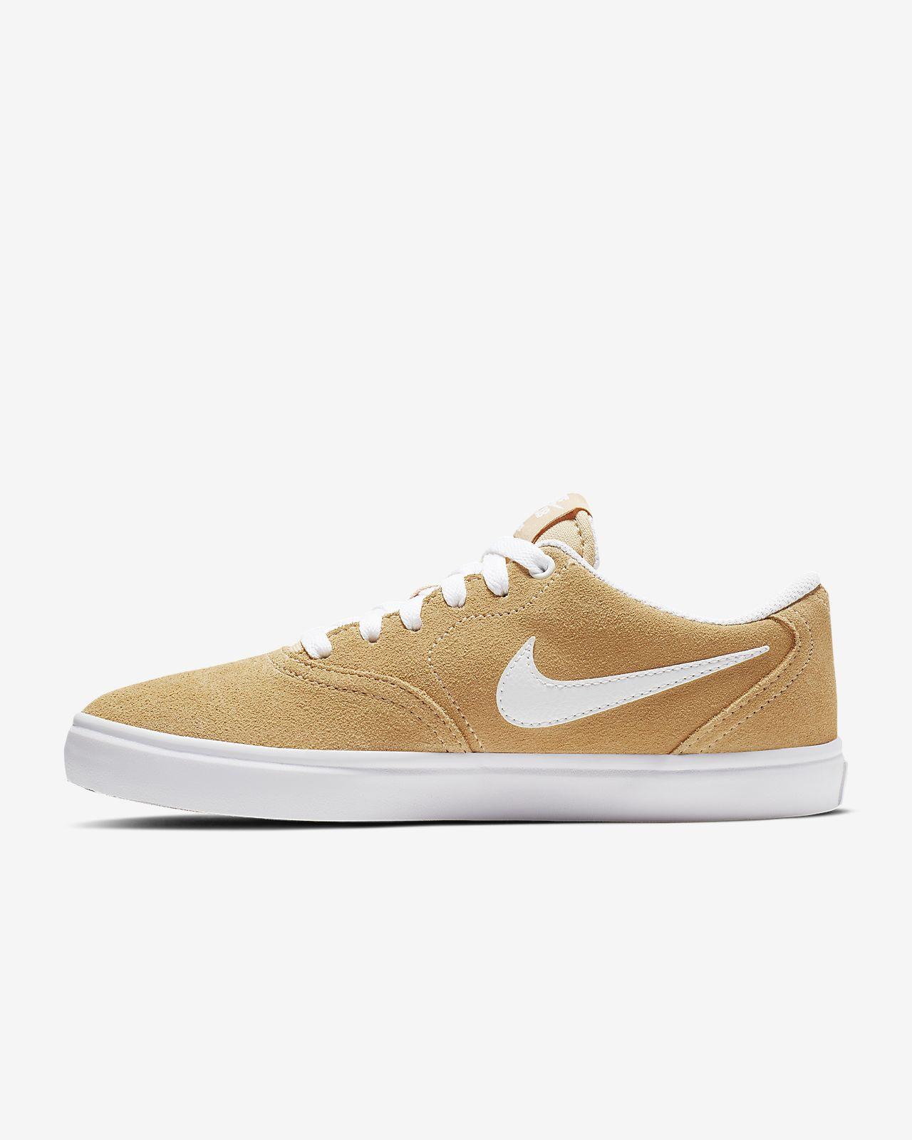 Skateboardsko Nike SB Check Solarsoft för kvinnor