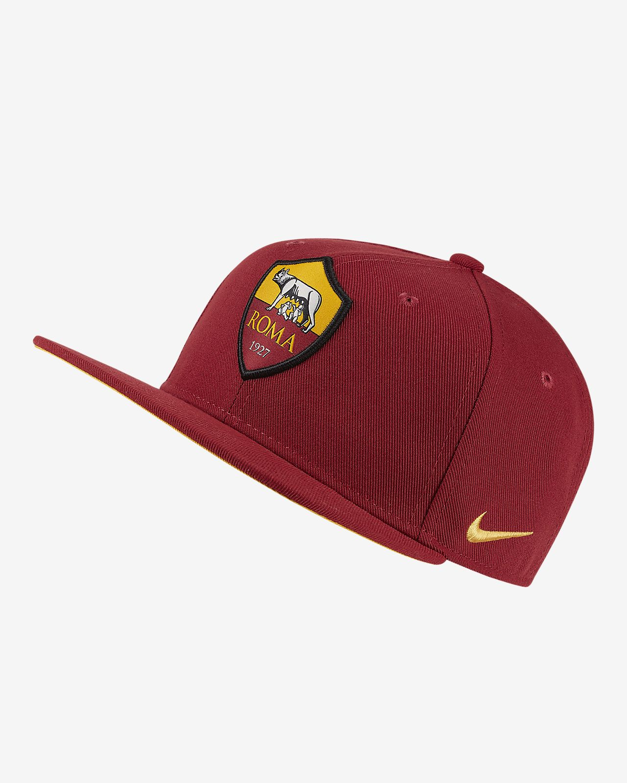 Nike Pro A.S. Roma justerbar caps til store barn